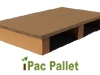 iPac 2-way heavy duty paper pallet