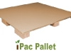 iPac 9-leg light duty paper pallet