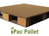 iPac 4-way heavy duty paper pallet (block)