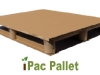 iPac 4-way heavy duty paper pallet (edgeboard)